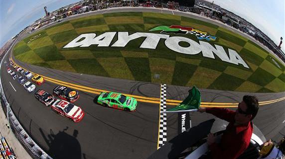Omni Power at Daytona